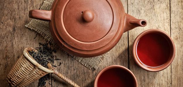 Hält Grüner Tee fit?