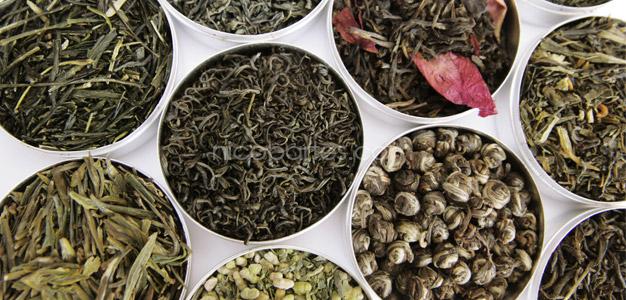 6 Besondere Grüner Tee Sorten