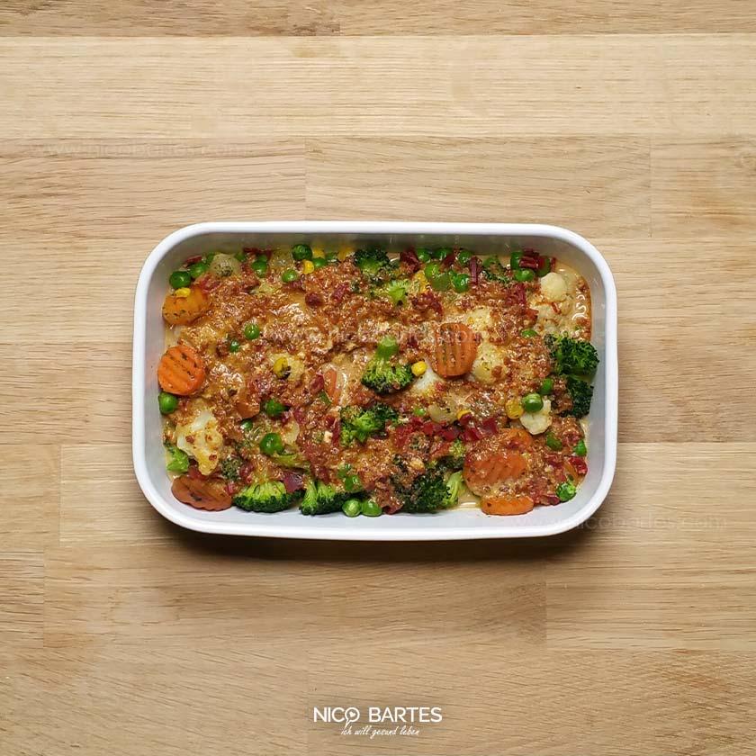 kalorienarmer brokkoli blumenkohl auflauf zum gesund essen nico bartes schnell abnehmen. Black Bedroom Furniture Sets. Home Design Ideas