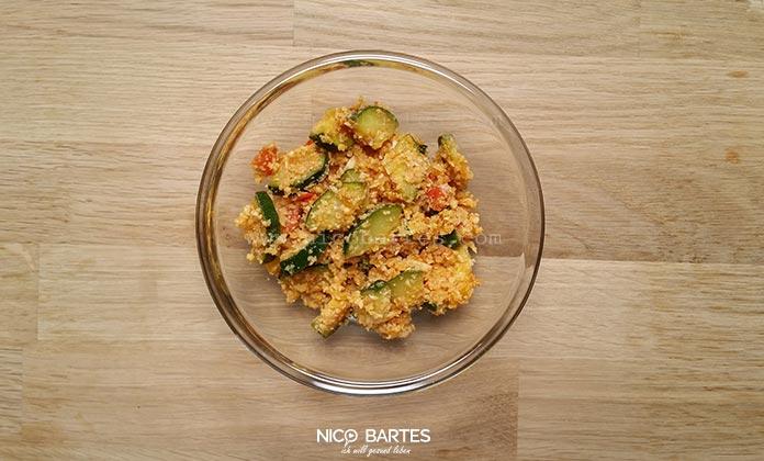 kohlenhydratarmes rezept mit blumenkohl und zucchini nico bartes schnell abnehmen durch. Black Bedroom Furniture Sets. Home Design Ideas