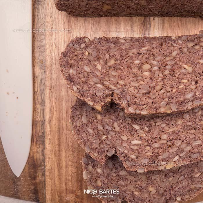 Brot backen ohne kohlenhydrate