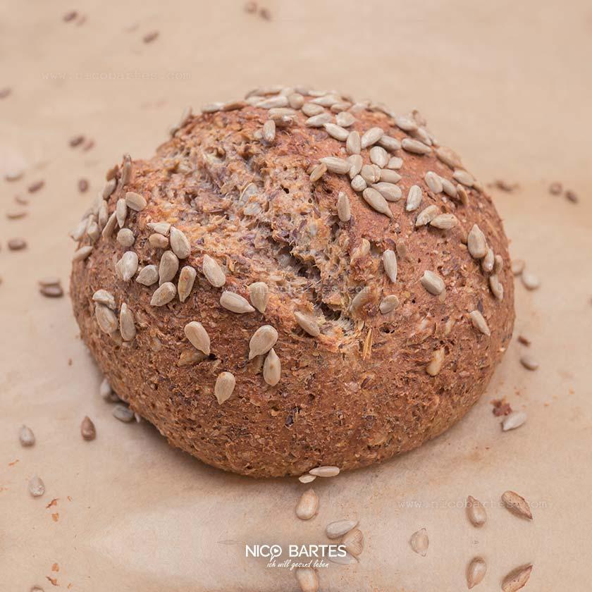 Gelingsicheres Low Carb Brot für die Fitness